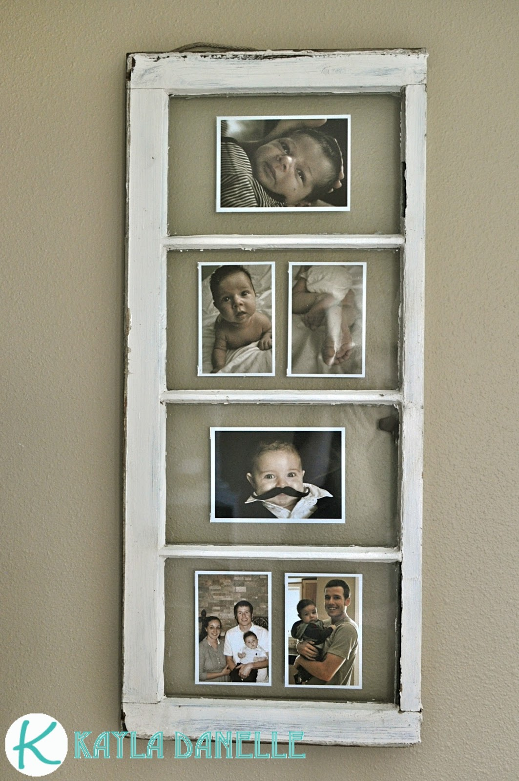 First the bride considered using old picture frames to for What is considered antique