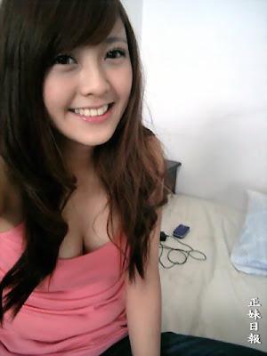 idegue-network.blogspot.com - Artis mandarin Lin Yingzhen seksi!!