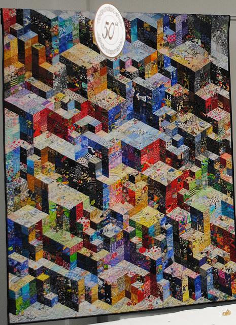 3d Quilt 3d Puzzle Image