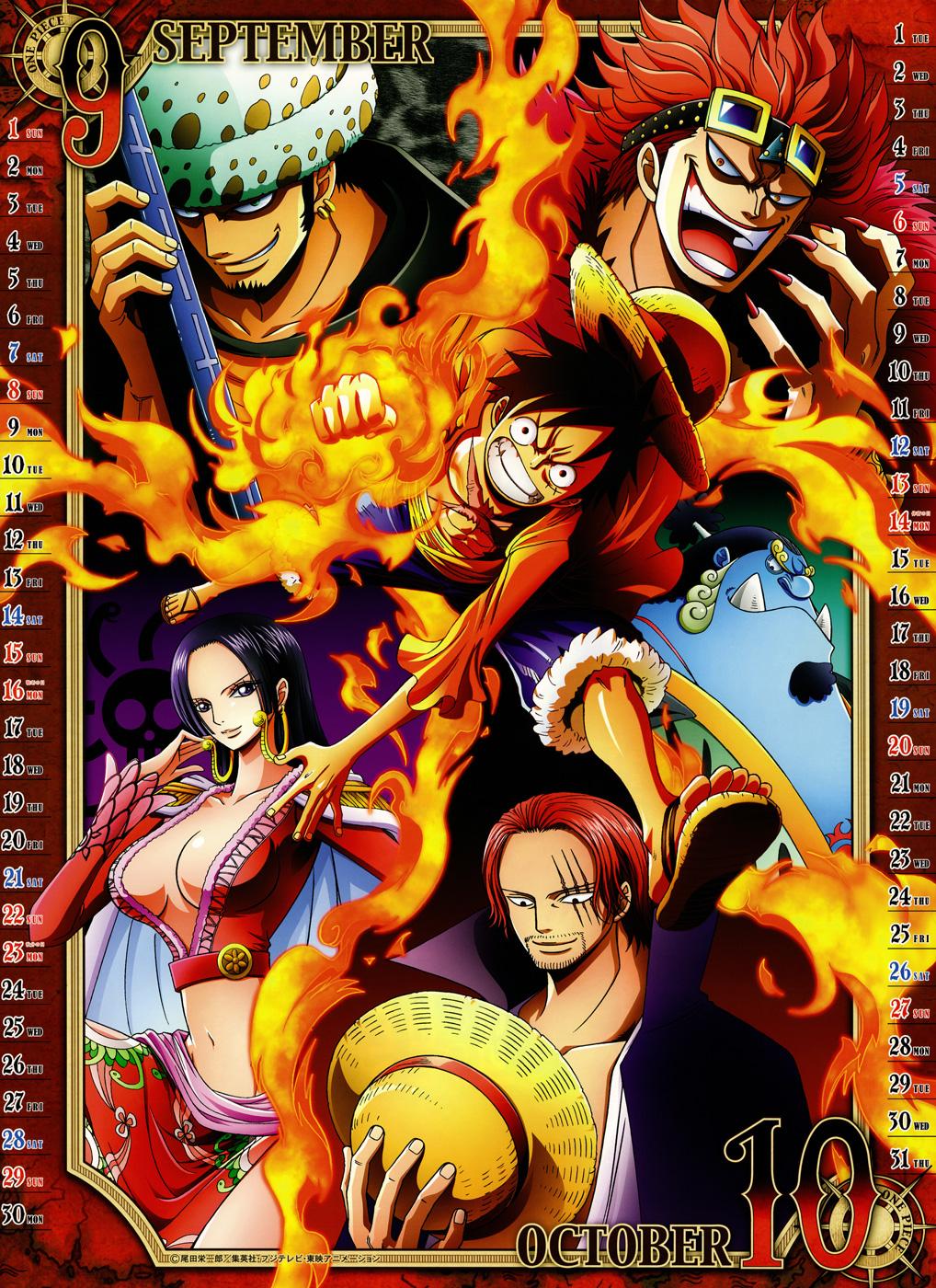 One Piece Chapter 693: Hãy hi sinh vì ta 021