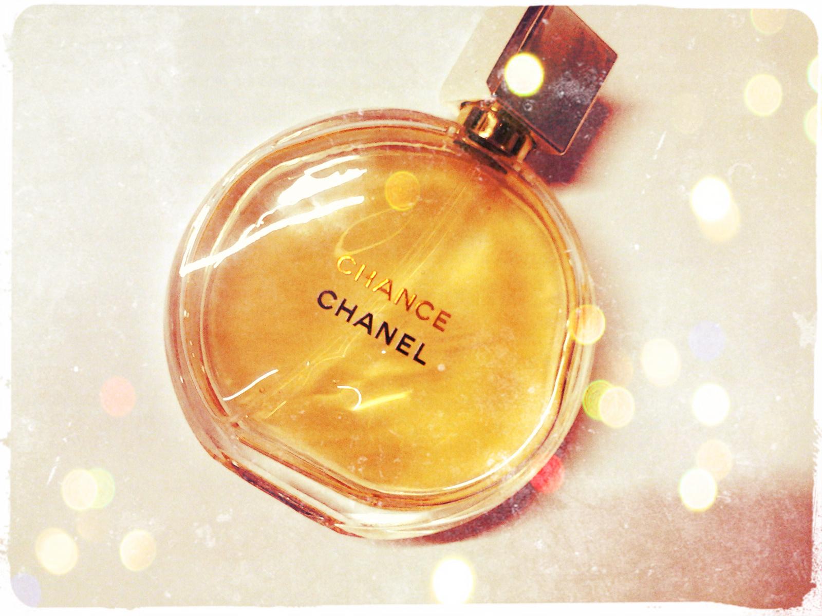 Perfume Chance, da Chanel - por Thiago Fonseca