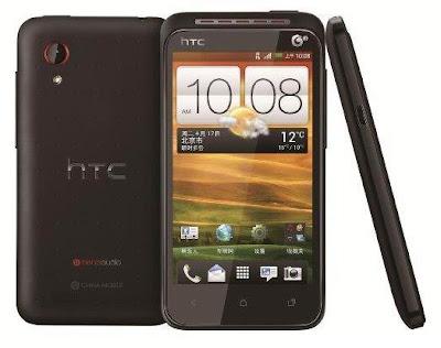 HTC Desire VT Black