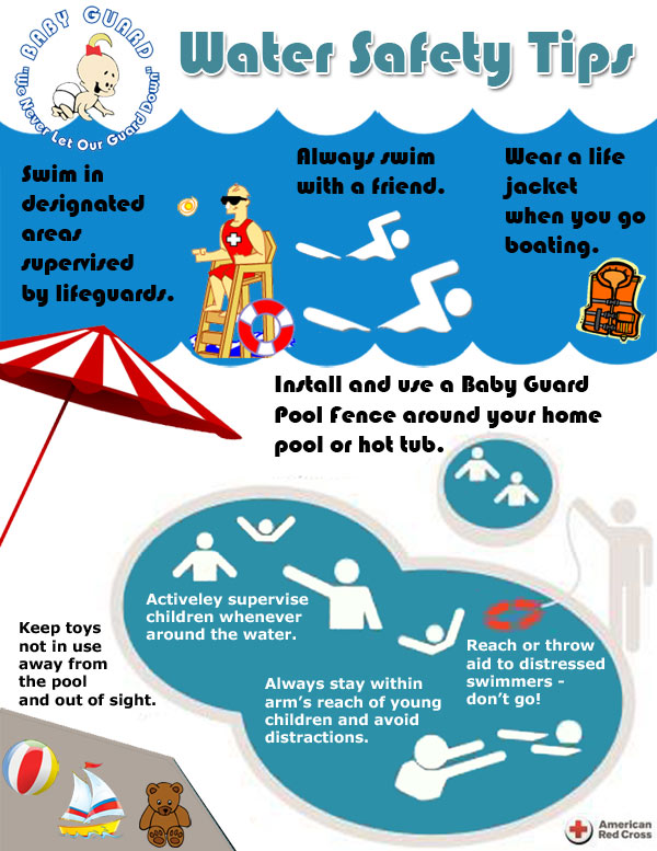 Summer Pool Safety Tips Surf And Sand