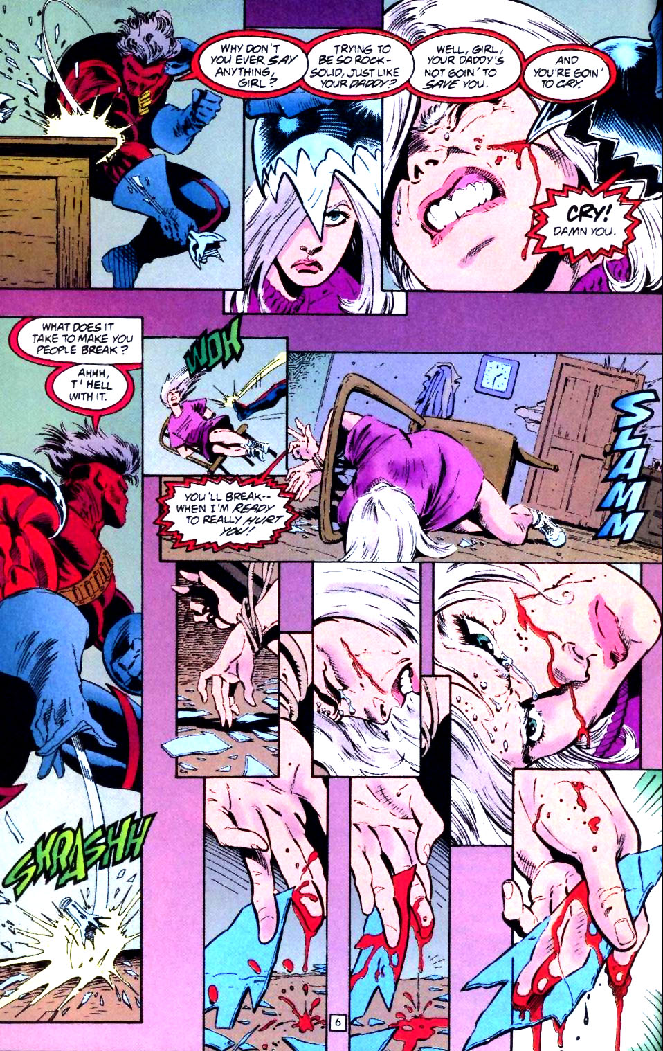 Deathstroke (1991) Issue #44 #49 - English 7
