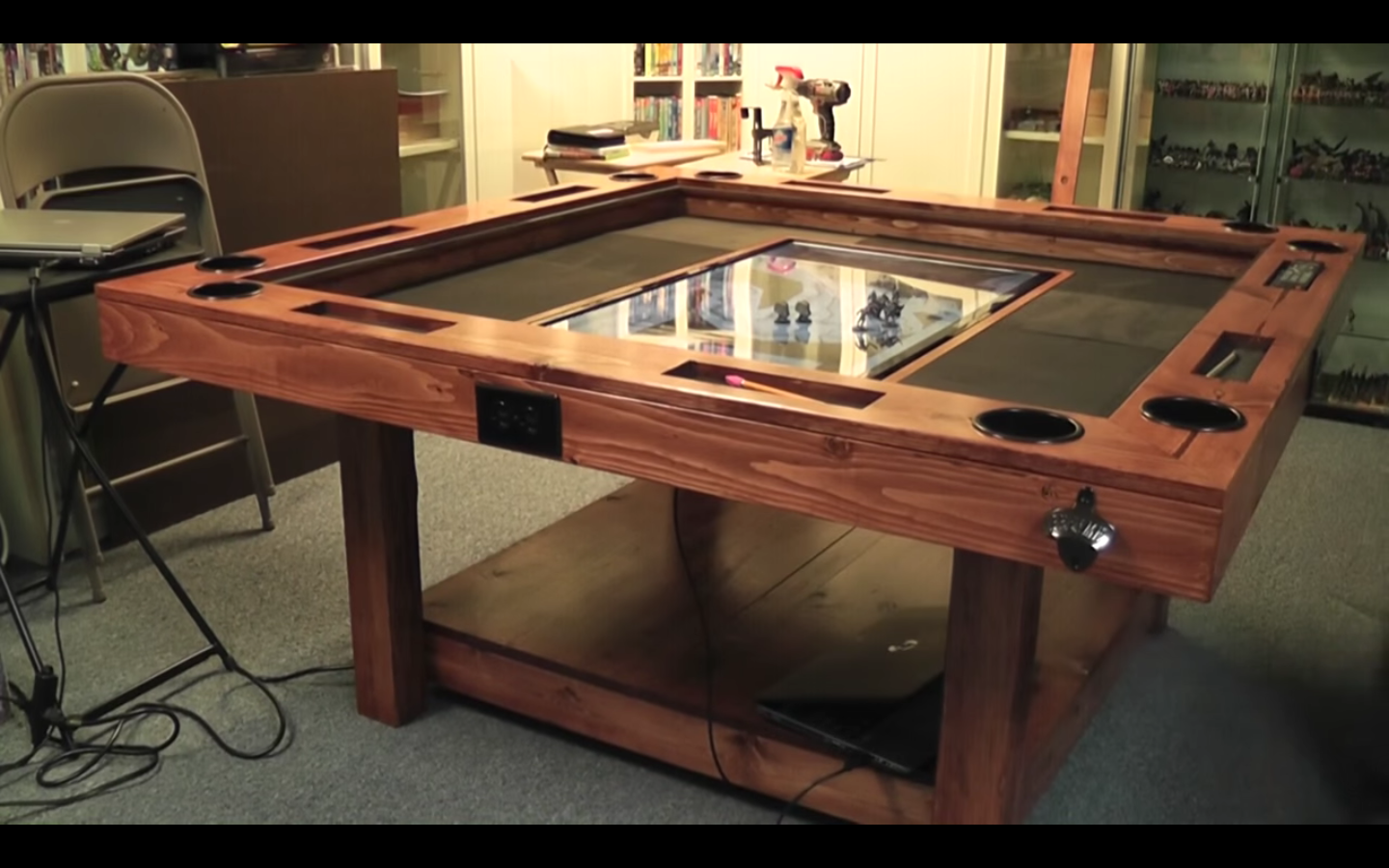 Building the Ultimate Gaming Table : Singapore Open Gaming