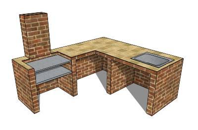 Brick Bbq Designs6