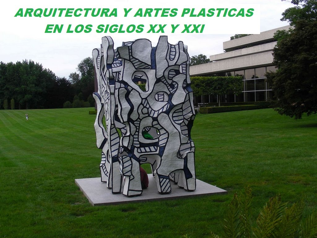 ARQUITECTURA Y ARTES PLASTICAS