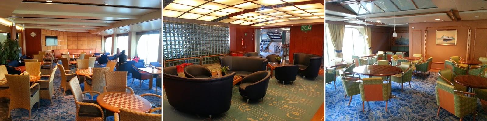 Hurtigruten MS Trollfjord - Viking Cafe