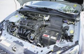 motor capot Ford Focus GNC