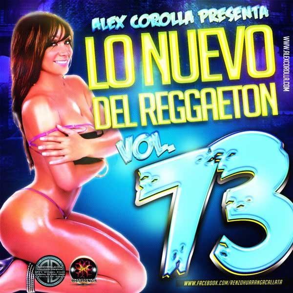 Lo Nuevo Del Reggaeton Vol. 73 (2015)