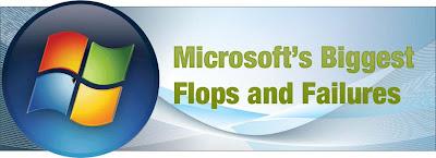10 Microsoft epic failures pic