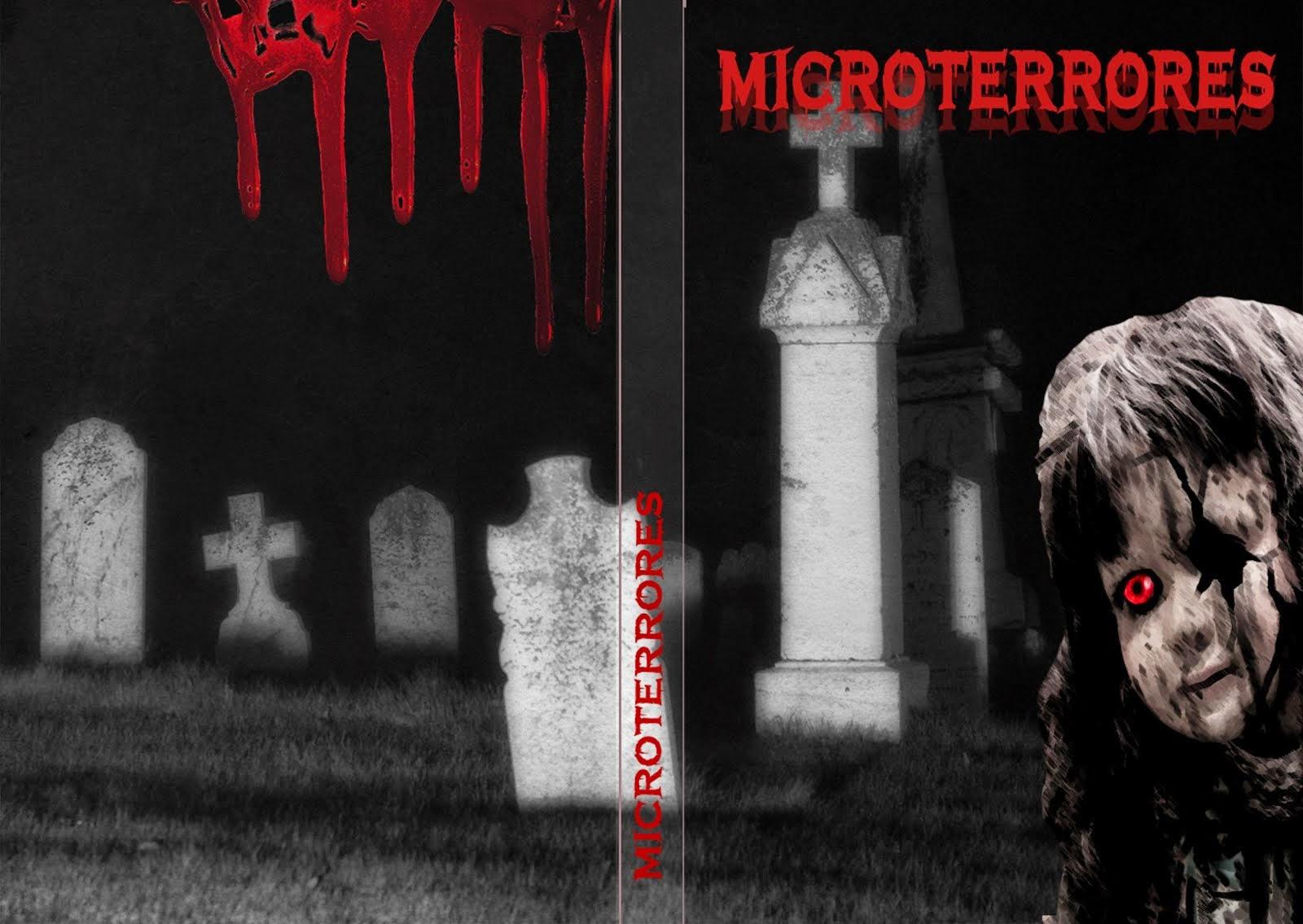 ANTOLOGÍA VV.AA: MICROTERRORES http://www.diversidadliteraria.com/