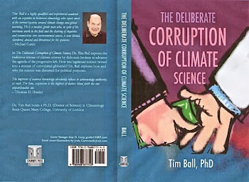 [ click pic ] The Deliberate Corruption of Climate Science