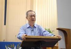 Derek Hong, Fmr Snr Pastor COOS