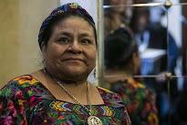 """Rigoberta Menchú sobre Trump: """"Hay candidatos racistas porque los latinos lo permitimos"""""""