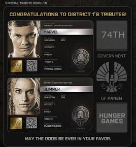 Los tributos de los 74° Juegos del Hambre