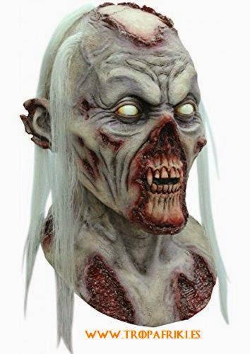 Careta Zombie para Halloween