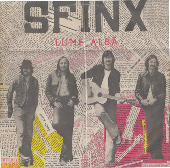 "SFINX: ""Mundo Blanco"""