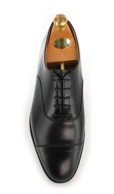 ZAPATO OXFORD NEGRO CROCKETT & JONES