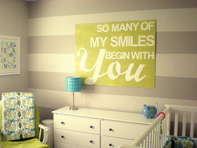Wall Art Decor Nursery : Nursery wall art design dazzle