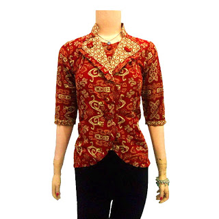 Model Batik Trend 2014 Terbaru Auto Pocket