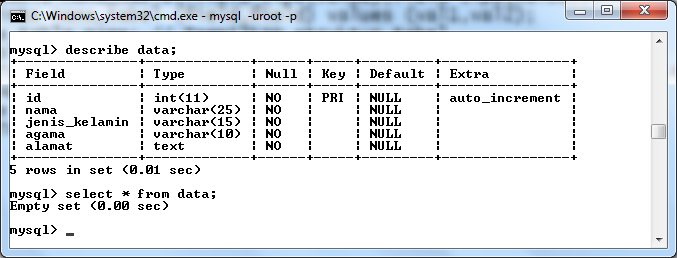Import Data dari Excel ke Database MySQL dengan PHP