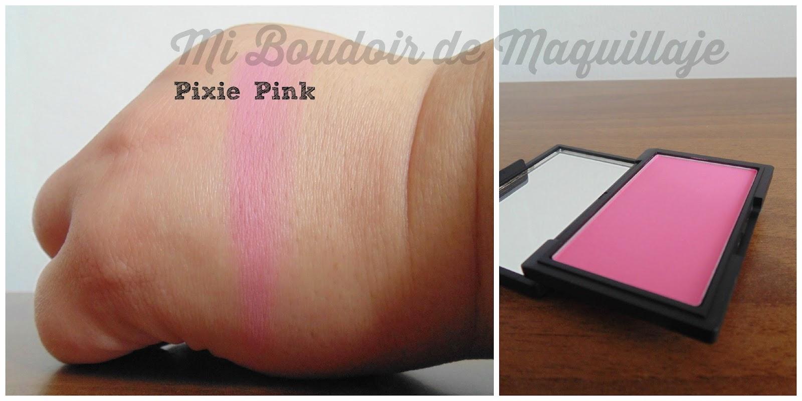 Pixie Pink Sleek
