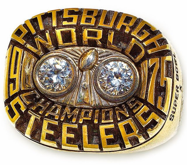Steelers 2nd Super Bowl Ring
