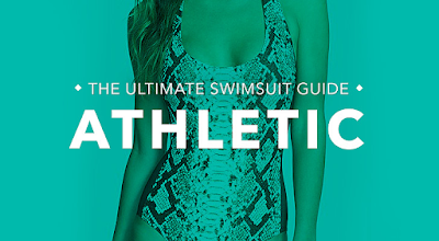 Perfect Swimsuit For Athletic Shape Body