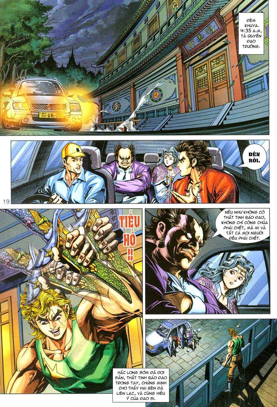 Tân Tác Long Hổ Môn chap 280 - Trang 19