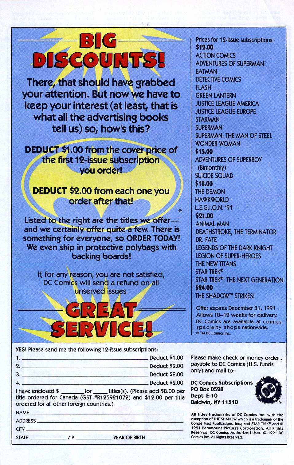 Deathstroke (1991) Issue #3 #8 - English 34