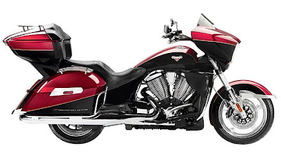 Victory 15th Anniversary Cross Country Tour Limited Edition (2013) Side