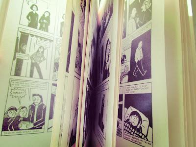 1979, Persepolis, Marjane, revolution, Iran, Islam, graphic novel, review, book, comic, illustration, pages