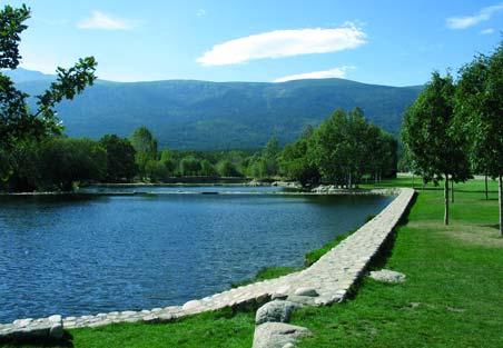 Aventuras y desventuras en moto julio 2012 - Piscinas naturales madrid gratis ...