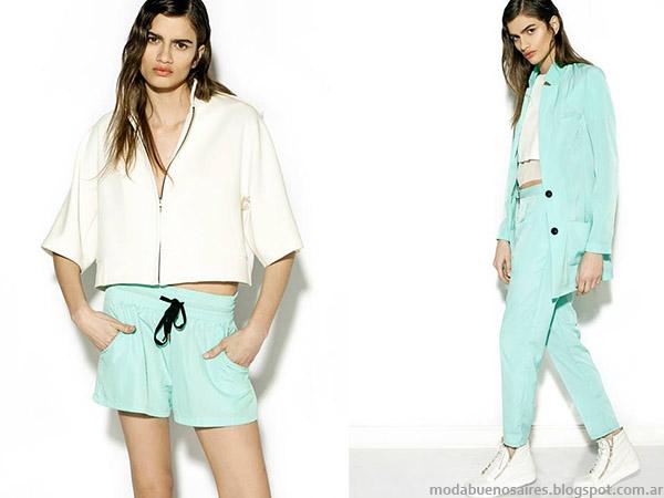 Nous primavera verano 2015, shorts moda verano 2015.