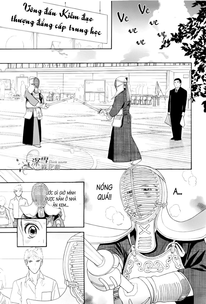 Sakura Juyushi chap 1 - Trang 4