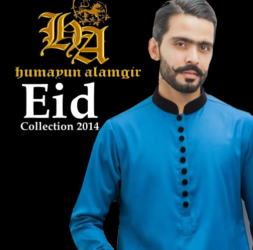 Humayun Alamgir Eid Collection 2014