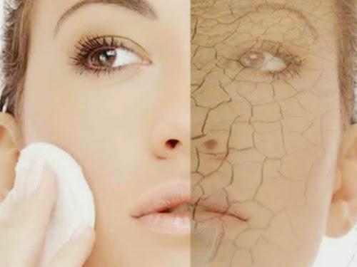 cara merawat kulit kering secara alami