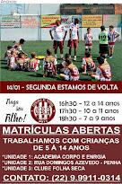 Escolinha de Futebol CRA