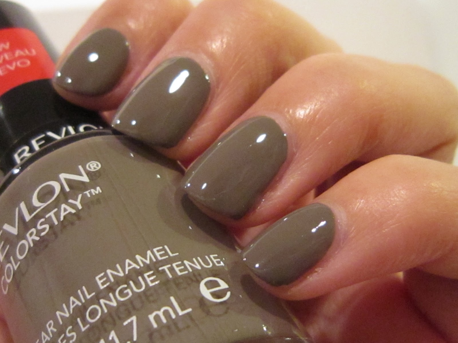 The Lacquer Lounge: New! from Revlon - Colorstay Longwear Nail ...