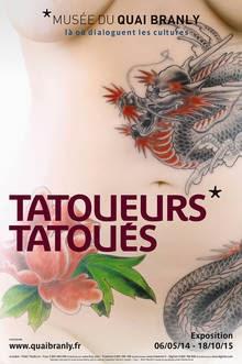 Tatouage - Exposition Tatoueurs tatoués