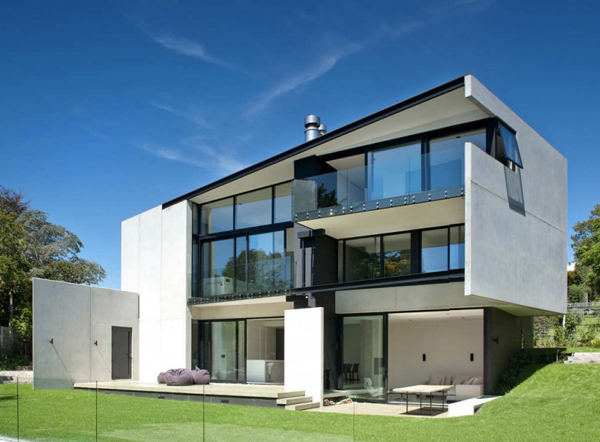 New home designs latest new modern homes designs new for Modern new zealand homes