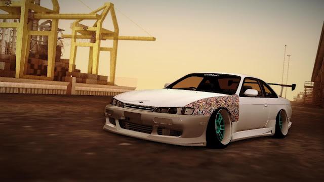 Autos Media  Nissan Silvia S14 Jdm