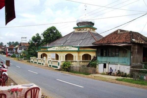 Ogan Lima. Kotabumi Lampung Utara