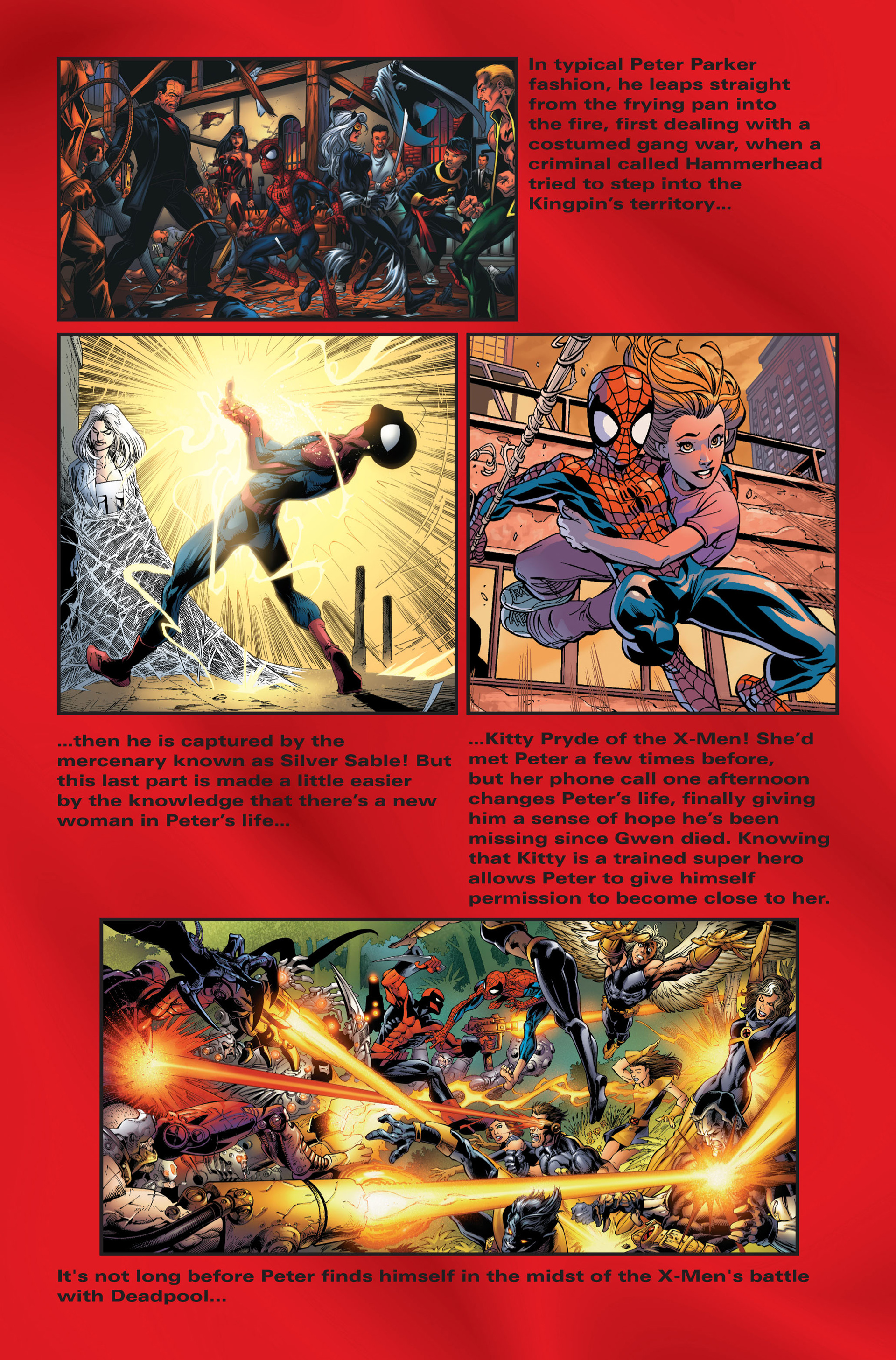 Ultimate Spider-Man (2000) Issue #100 #104 - English 48
