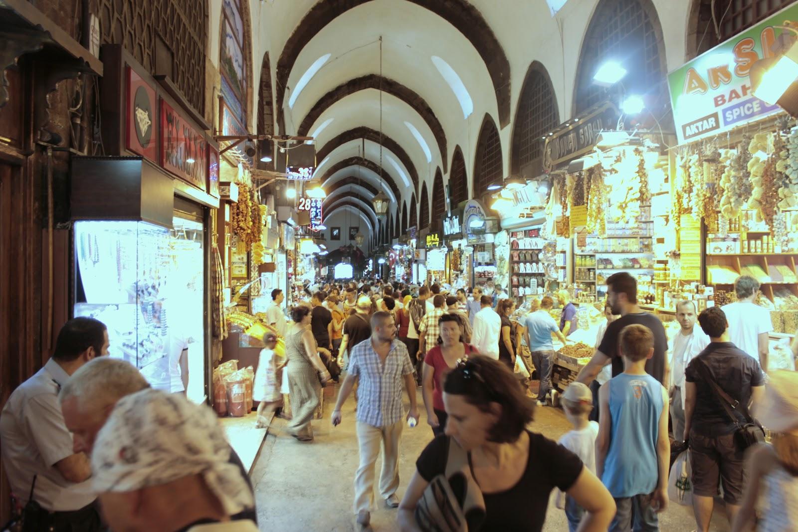 Mısır Çarşısı ve Pasta Malzemeleri