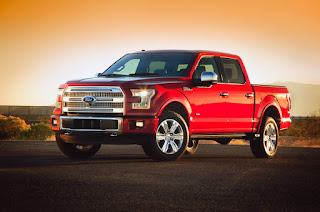 Aluminum-bodied Ford F-150 remains a top truck