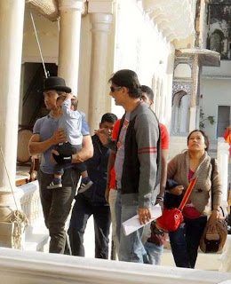 EXCLUSIVE: First Look Of Aamir Khan From 'Peekay' Movie