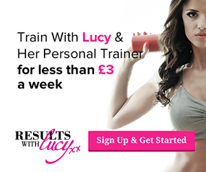 Lucy Mecklenburgh's Fitness, Health & Workout Video - Result With Lucy