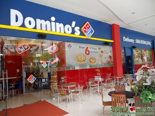 Dominos Pizza Kitchen Layout